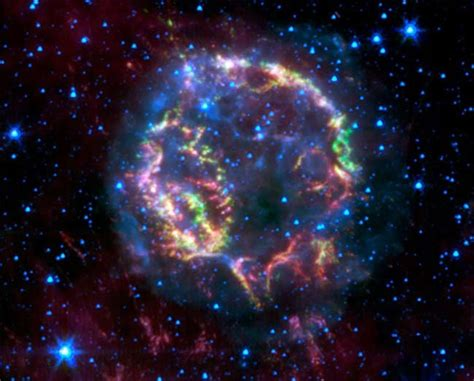 Ton 618 Nasa gallery the infrared universe seen by spitzer telescope
