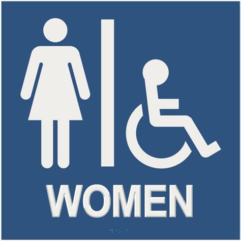 Womens Bathroom Sign by Restroom Sign Cliparts Co
