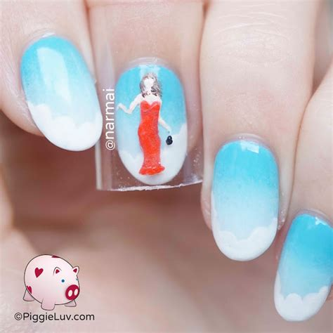 painting nails dress up piggieluv january 2016