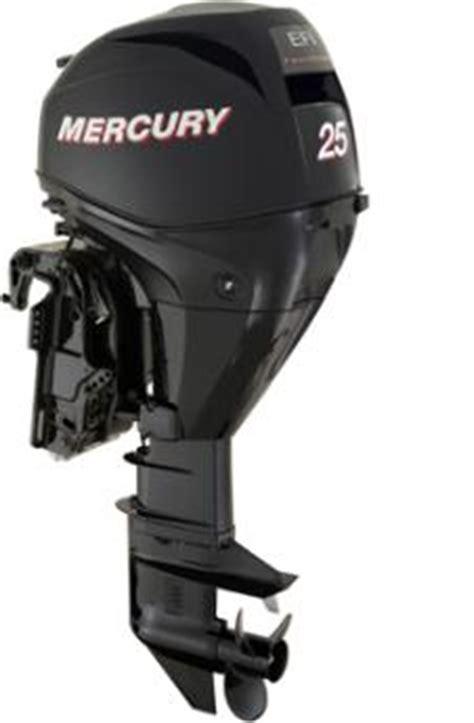 mercury 25hp 4 stroke outboard engine