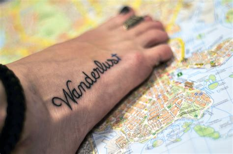 travel tattoo travel tattoos