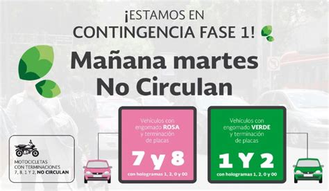 el doble no circula 2016 precauciones por doble hoy no circula diario digital