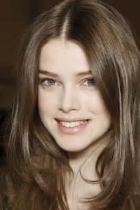 Beautiful Woman Face No Makeup