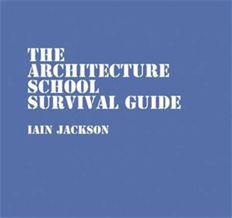 The Academic Search Survival Handbook book club review the architecture school survival guide