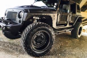Jeep Armory Black Rhino 174 Armory Wheels Gunblack Rims