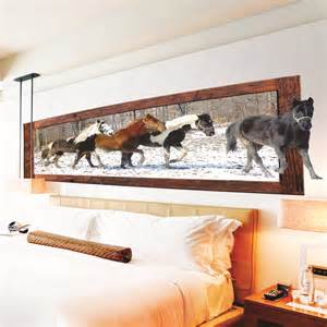 Horse Wall Murals horse wall decal mural large wall decals primedecals