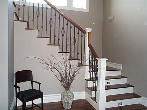 Georgian Stairs Design Georgian Bay Project Traditional Staircase Other Metro By Stairtech Railing Systems