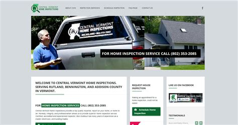 awesome home inspection web design contemporary