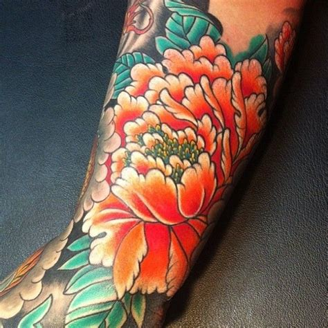 oriental flower tattoo designs 25 best ideas about japanese flower on