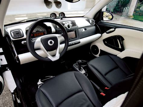 Smart Interior 2013 smart fortwo release world of car fans