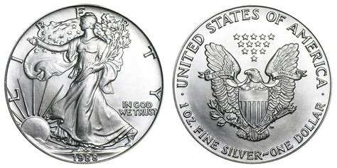 1 troy ounce american silver eagle coin value silver american eagle proof value and eagle