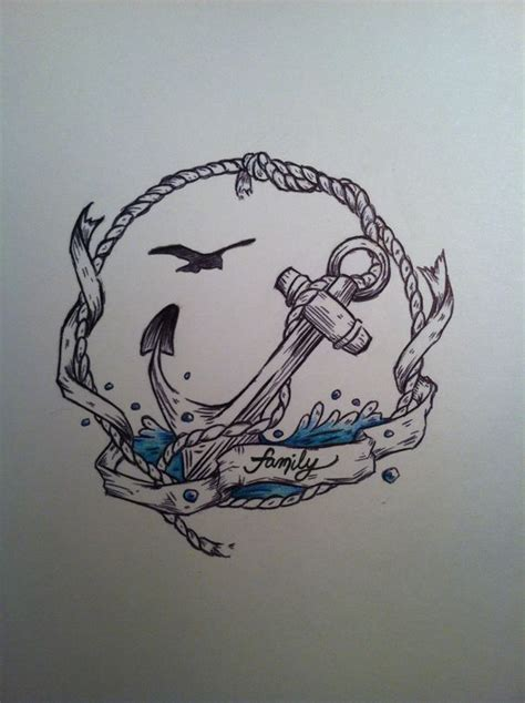 tattoo family above all nautical tattoo idea of my own design tattoo ideas