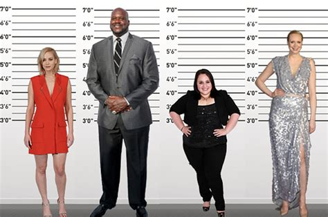 hollywood actress height in cm which celebrity shares your height