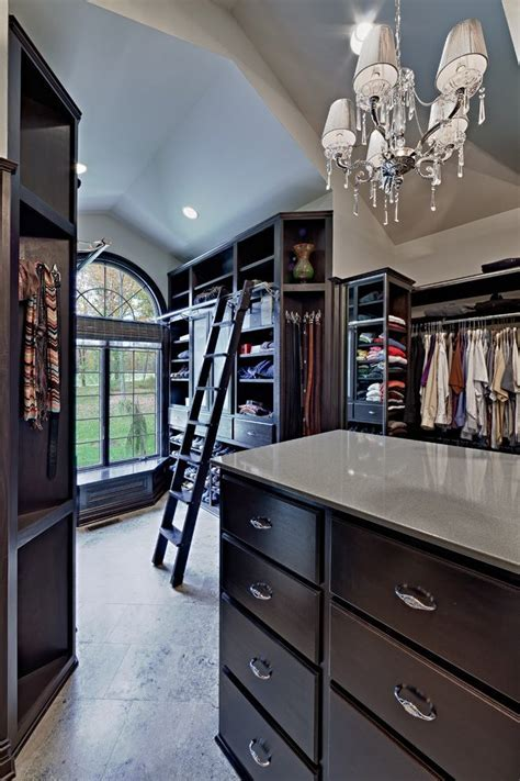 closet wood step ladder closet contemporary with loft