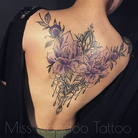 women s upper back tattoos 22 unique back tattoos for tattoos