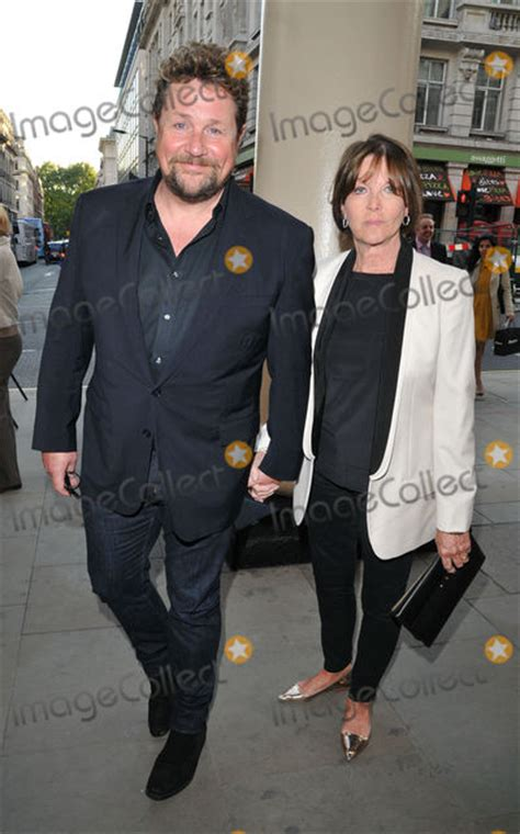 pictures london uk michael ball cathy