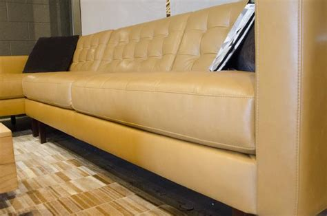 american leather parker sofa price parker sectional by american leather at solid austin