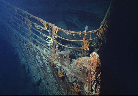 The Elusive Lady : The Discovery and Exploration of RMS Titanic   joeccombs2nd