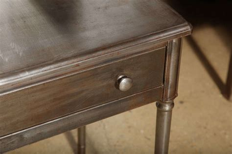 Industrial Vanity Table Industrial Vanity Table Edwardian Industrial Vanity At 1stdibs Industrial 3 Storage Drawer