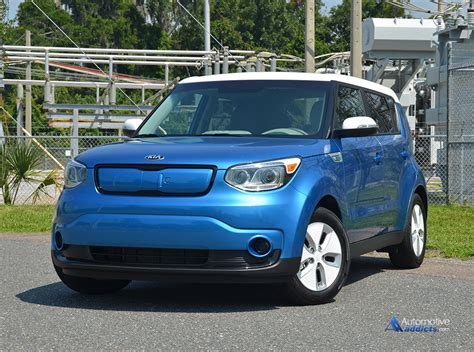 2015 kia soul 2015 kia soul ev review test drive