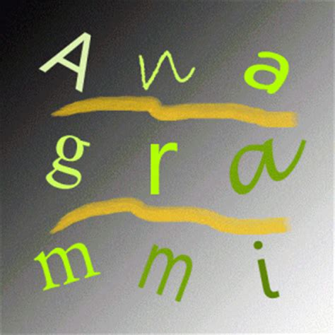 anagrammatore di lettere come creare e trovare anagrammi postare eu