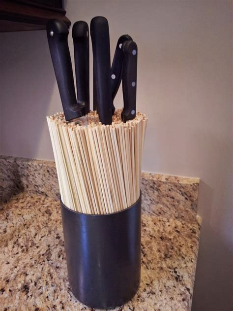 kitchen knife storage ideas 17 best images about kitchen knife storage on