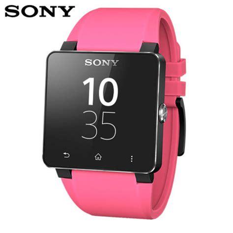 D Pink Smartwatch Pink Murah sony smartwatch 2 silicone wrist pink mobilezap australia