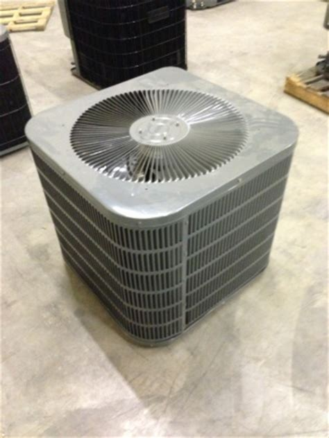 goodman condensing unit capacitor used goodman heat condenser unit 3 ton used ac warehouse