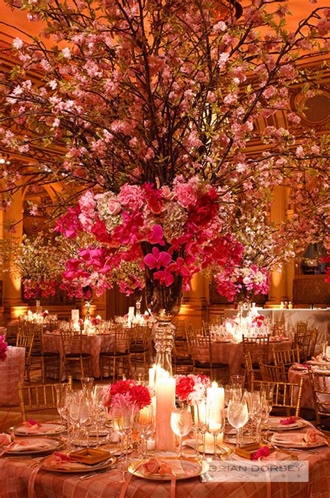 amazing tall wedding centerpiece ideas deer