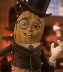 voice of mr peanut planters the voice actors