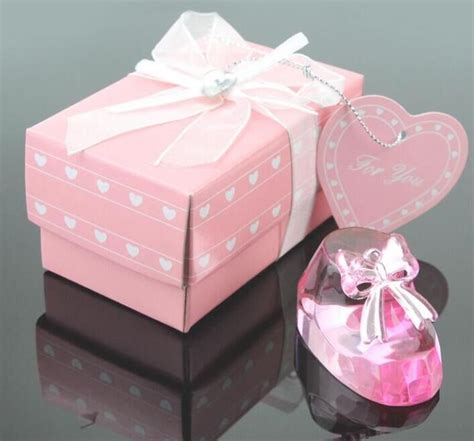 Baby Shower Return Gifts For Guests by 50pcs Baby Shower Gift For Guests Pink Color