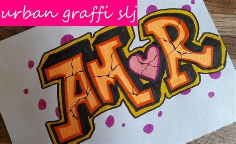imagenes de amor para dibujar en graffiti como hacer un graffiti de amor como dibujar graffitis de
