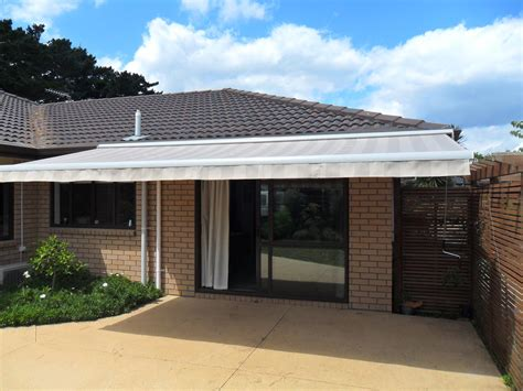 retractable awnings retractable awnings automated awnings auckland