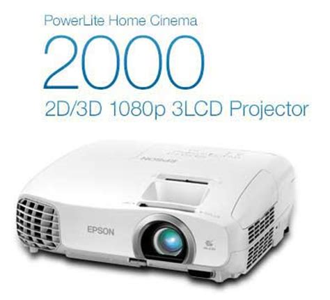 epson powerlite home cinema 2000 1080p 3lcd 1800 lumens