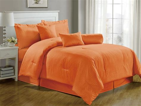 Orange Bed Sets Comforters 10 Bright Orange Comforters And Bedding Sets