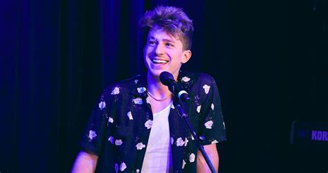 charlie puth events charlie puth returns to his college for spotify