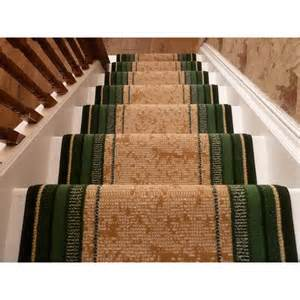 Stair Carpet Runners Uk by Green Stair Carpet Runner Striped Carpet Runners Uk