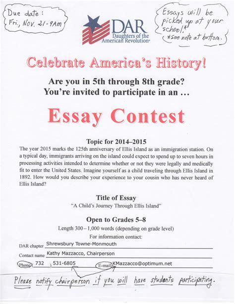 Dar American History Essay Contest 2017 by Dar Essay Drugerreport269 Web Fc2