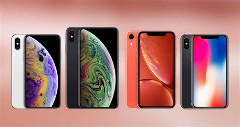 iphone xs  xs max  xr   specs comparison