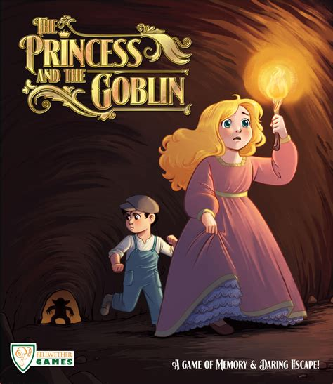 And The Princess the princess and the goblin