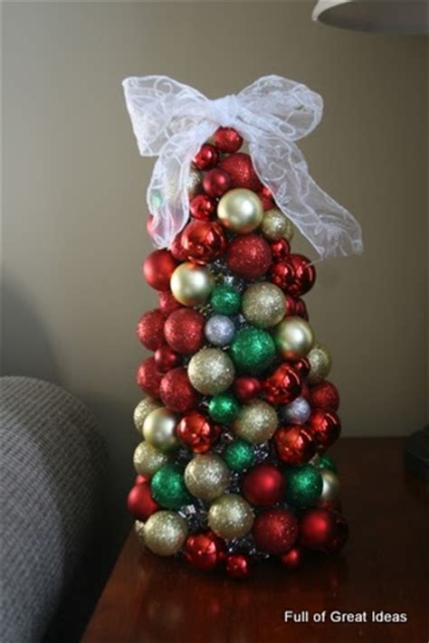 small christmas balls of great ideas ornament tree
