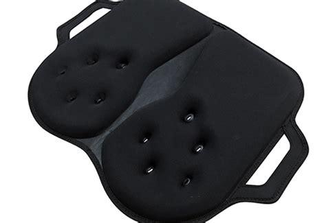 lower back relieving gel seat folding gel seat cushion sharper image