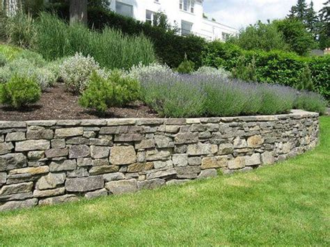building a garden retaining wall talentneeds