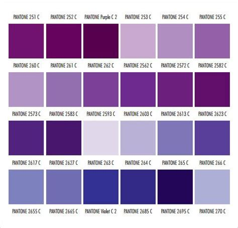 purple hair color chart pin by alison jauss on hair colors pantone color chart