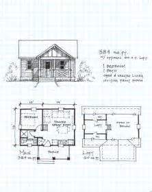 cabin loft plans package blueprints material list images small log home house floor