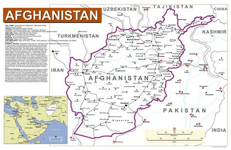 political map of afghanistan afghanistan map blank political afghanistan map with cities