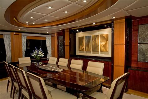 Robinson Interiors robinson interiors project for anjilis yacht charter superyacht news