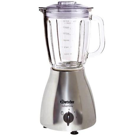 mixeur cuisine bartscher mixeur centrifugeuse silverline