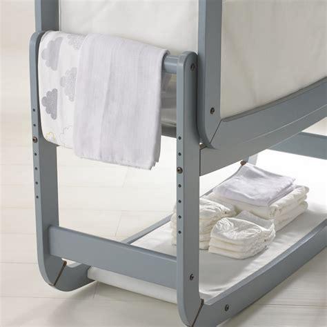 buy snuzpod2 bedside crib 3 in 1 nursery cot buggybaby