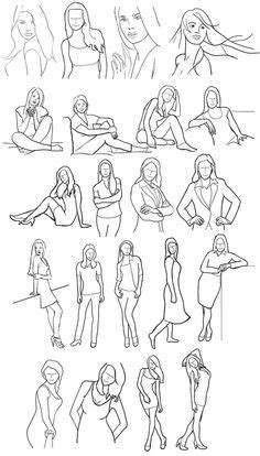 posing guide: 21 sample poses to get you started with